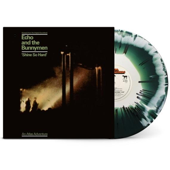 NEWS: Echo and the Bunneymen - Shine So Hard coloured vinyl